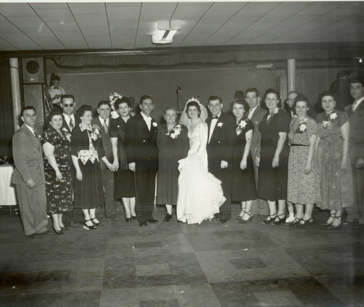 Jean and Tony Anzelmo Wedding