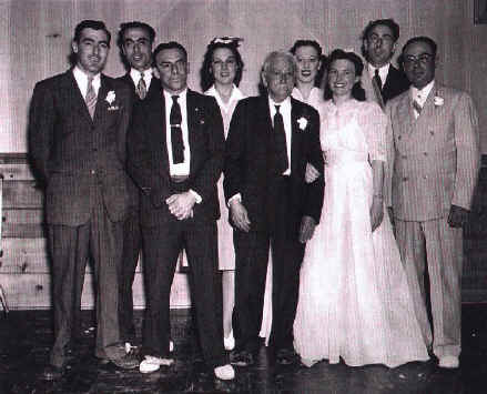 Ida's Wedding Picture