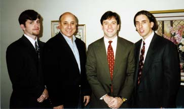 Ken, Pete, Peter, and Adam Geraci (1995)