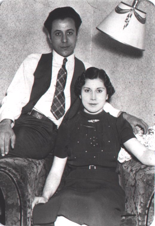 Vincent and Phyllis (Pagoria) Geraci