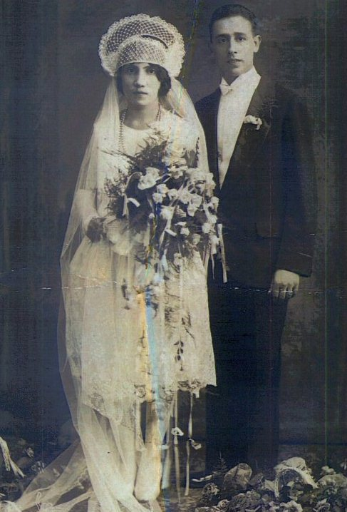 Josephine (Pagoria) and Jacob Biamonte, Sr.